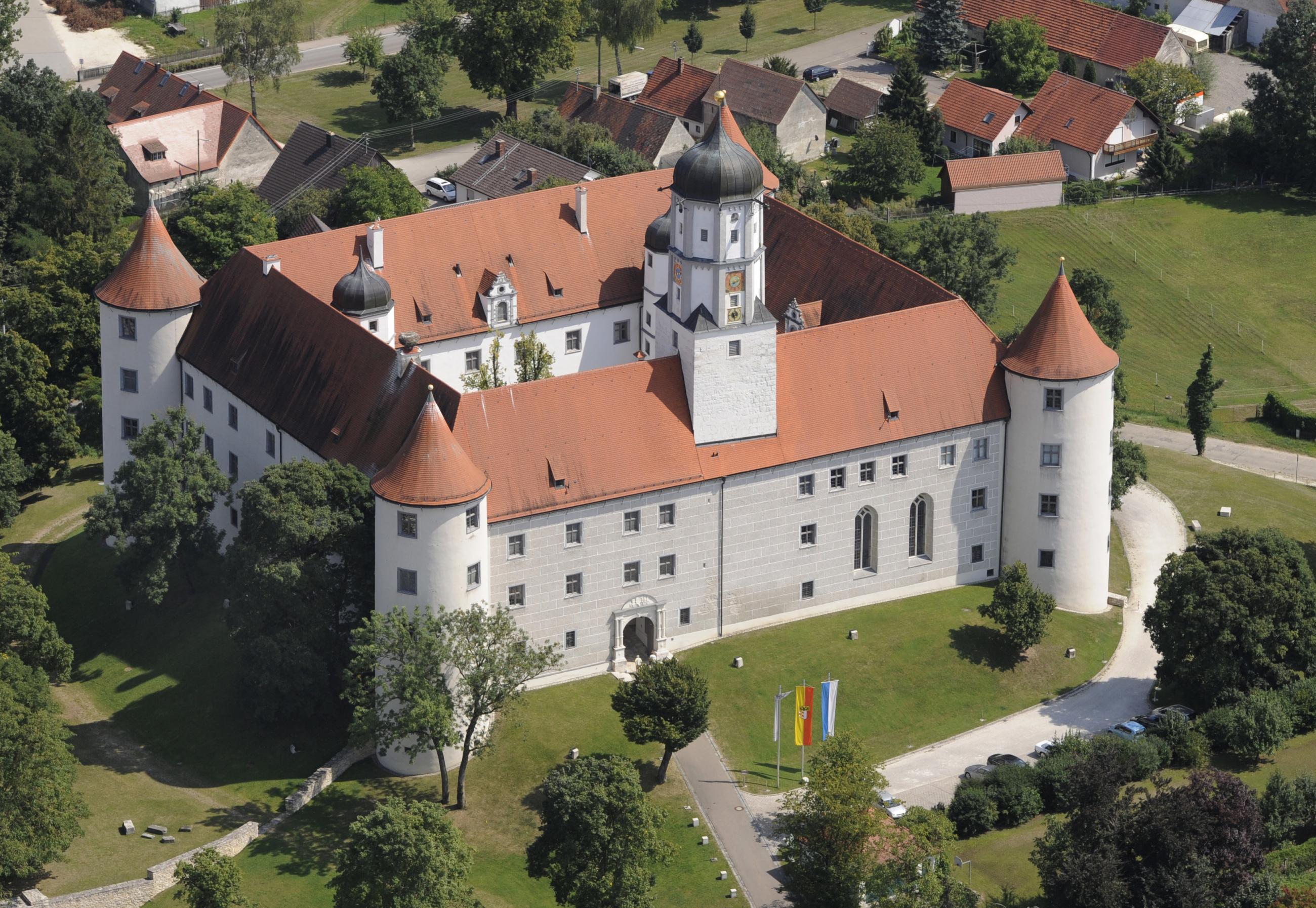 Bezirk Schwaben - Schützengau Augsburg